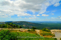 From Cadillac Mountain, Maine