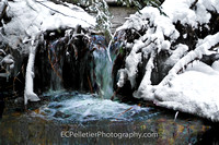 Winter's Waterfall